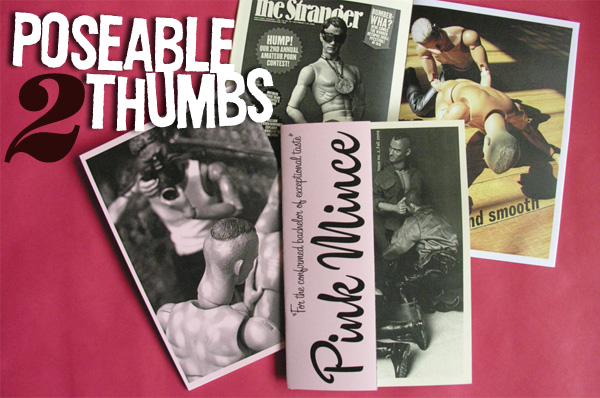 Pink Mince 2: Poseable Thumbs