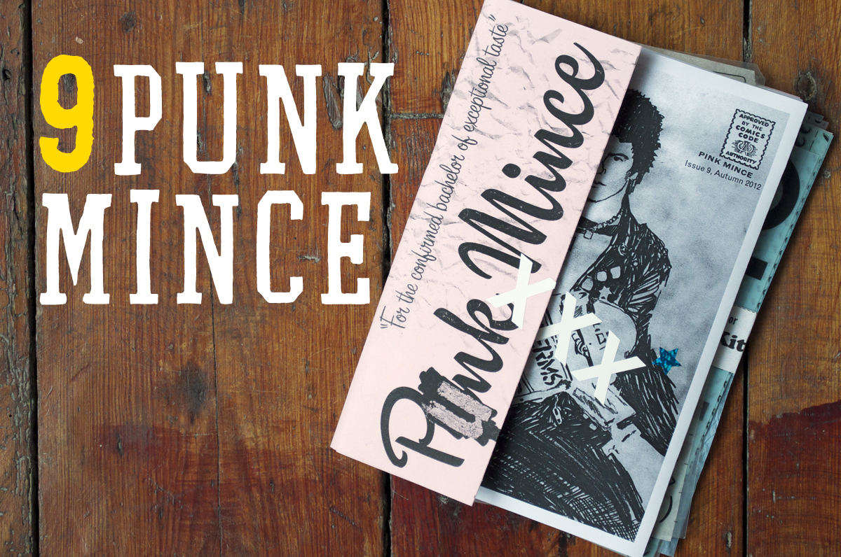 Pink Mince 9: Punk Mince